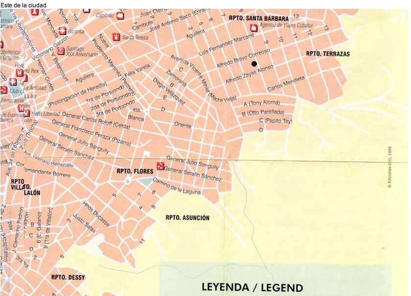 SANTIAGO DE CUBA [Santiago] | cubacasas.| Guide & Casas