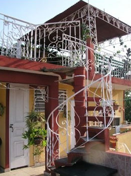 Santiago de Cuba • Casa Mabel © salsaholic.de