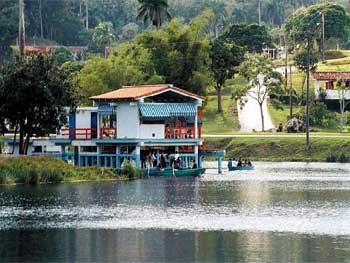 Lago San Juan