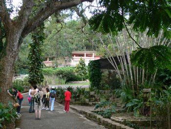 Orquideario boasts some 700 varieties