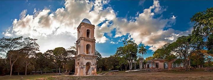 Torre de la finca Vigilancia, Trinidad - la Valle