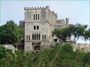 The famous castillo has its own history
