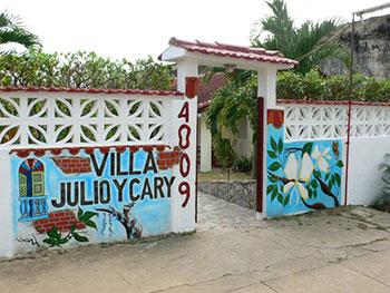 VILLA JULIO y CARY  © SOGESTOUR
