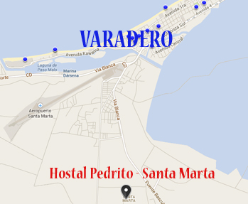 HOSTAL PEDRITO | particuba.net | Varadero