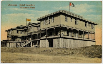 "Hotel Varadero in ""Cardenas"""