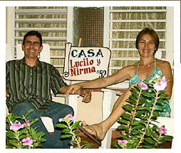 LUCILO y NIRMA | cubacasas.net |Viñales