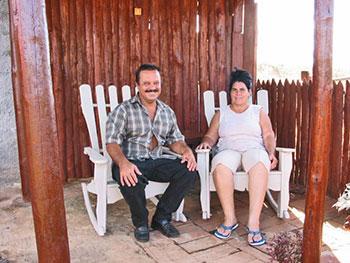 www.particuba.net •|•Viñales ::: ORLANDO y YUANA