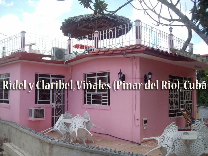 RIDEL y CLARIBEL  | cubacasas.net |Viñales